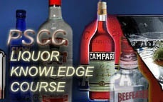 Liquor Knowledge Course