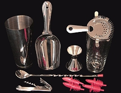Bartending School Practice Kit