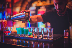 Bartending School Training