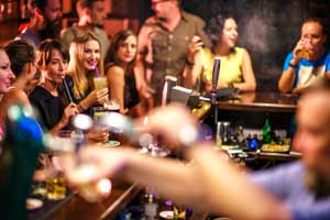 Find bartending jobs